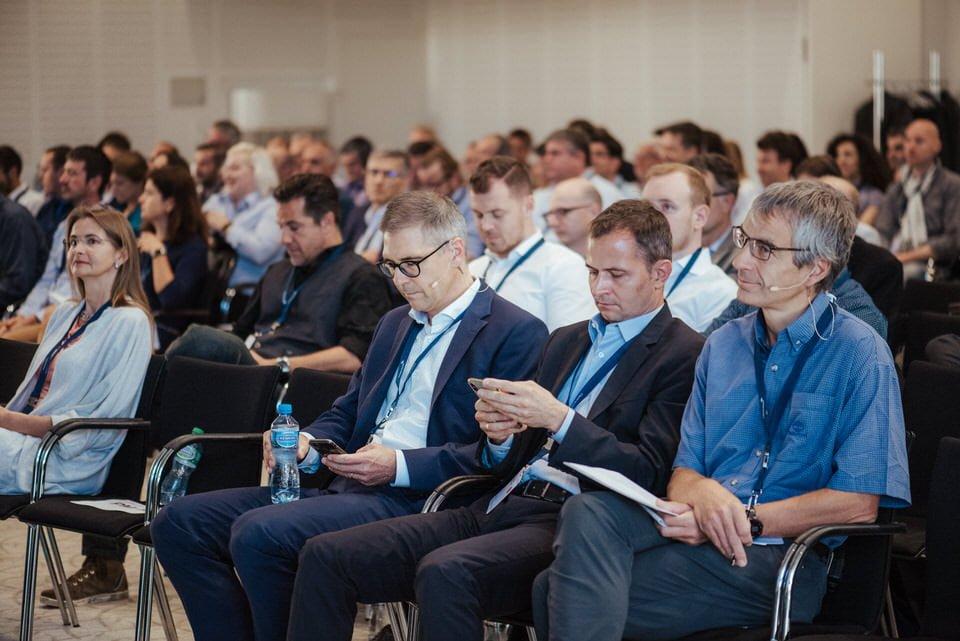 Eventfotografie PM Konferenz
