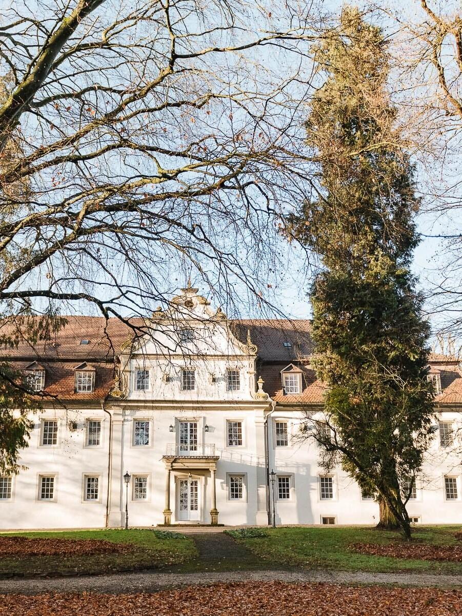 Medien Lunch Wald & Schlosshotel Friedrichsruhe