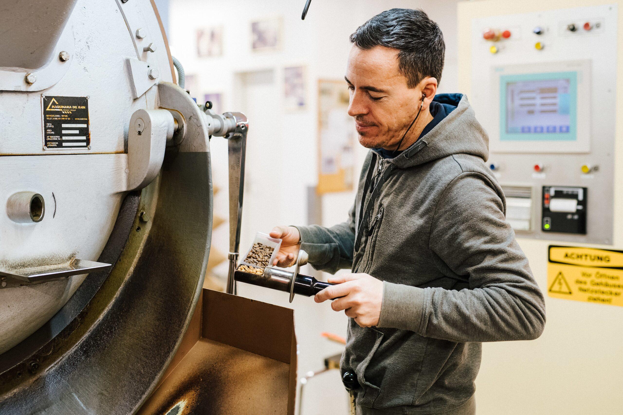 Bildreportage Hemmi Kaffee AG