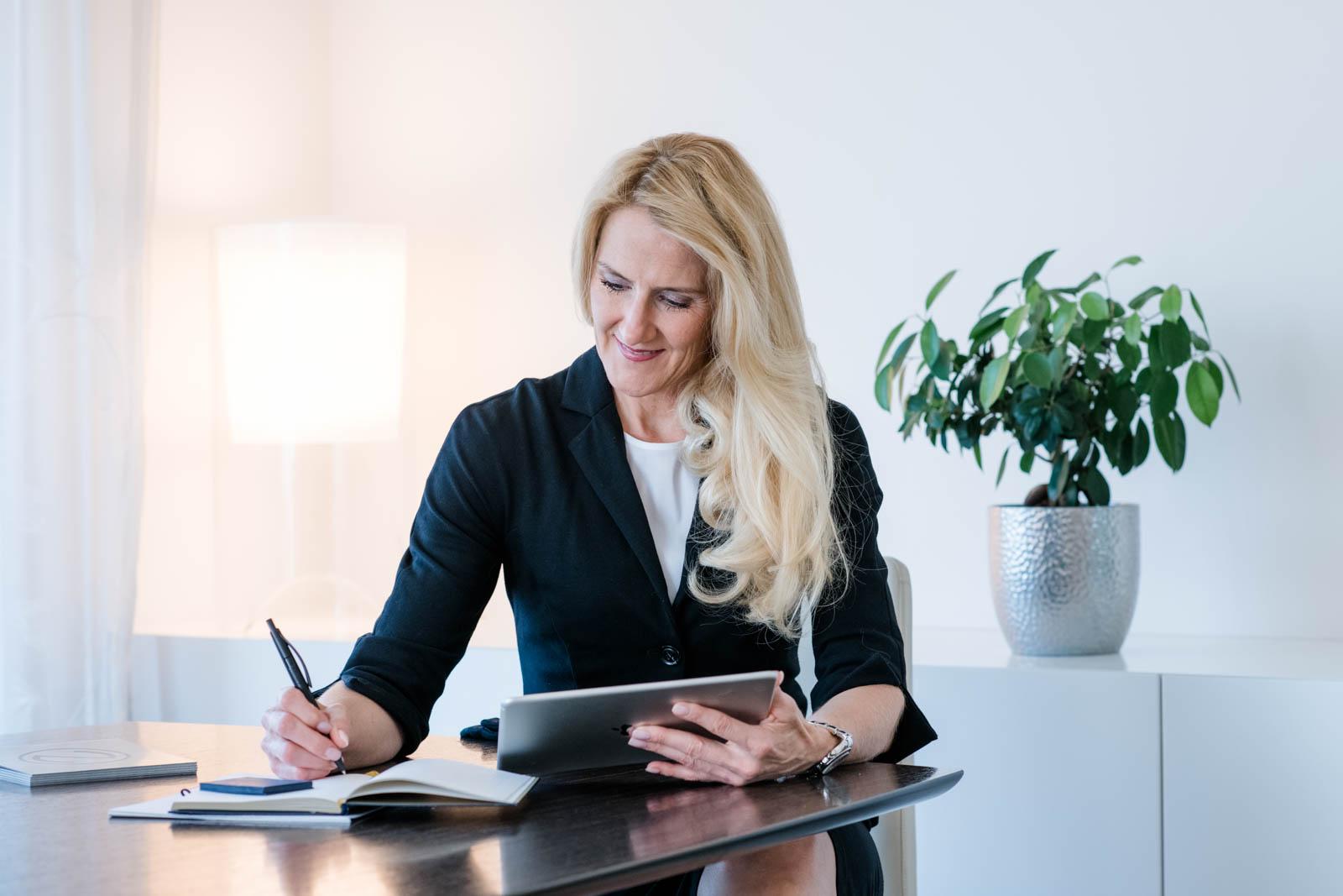 Gute Mitarbeiterportraits für Firmen